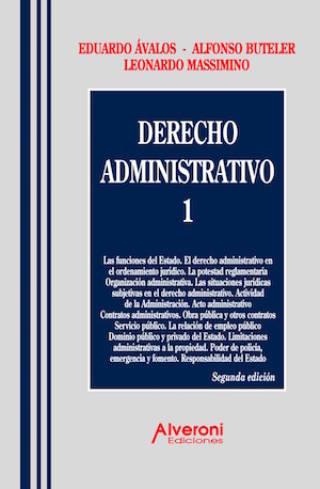 Derecho Administrativo 1 – 2ª Ed.