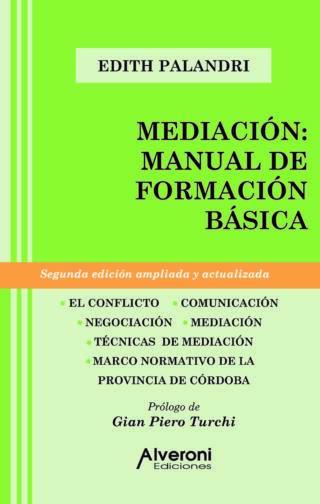Mediación: Manual de Formación Básica