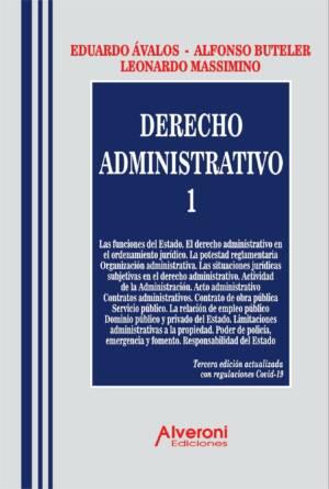 Derecho Administrativo 1 - 3ra edicion